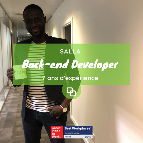 Salla, Back-end Developer